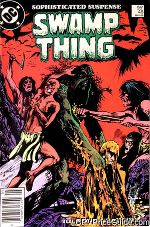 swamp thing 48 cpv canadian price variant image