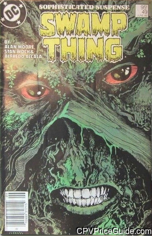 swamp thing 49 cpv canadian price variant image