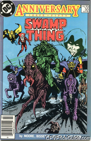 swamp thing 50 cpv canadian price variant image