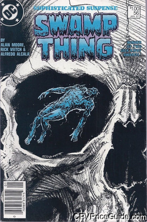 swamp thing 56 cpv canadian price variant image