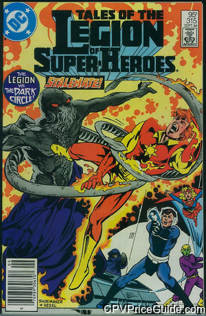 tales of the legion of super heroes 315 cpv canadian price variant image