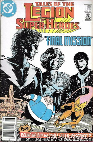 tales of the legion of super heroes 336 cpv canadian price variant image