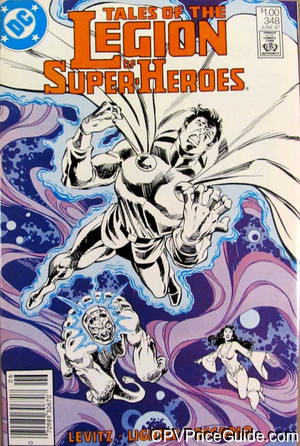 tales of the legion of super heroes 348 cpv canadian price variant image