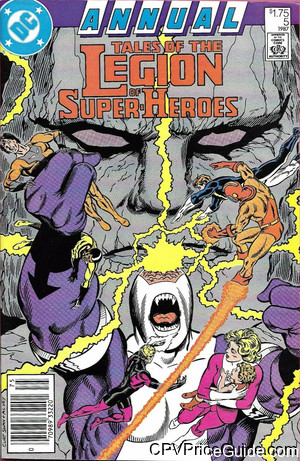 tales of the legion of super heroes annual 5 cpv canadian price variant image