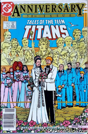 tales of the teen titans 50 cpv canadian price variant image