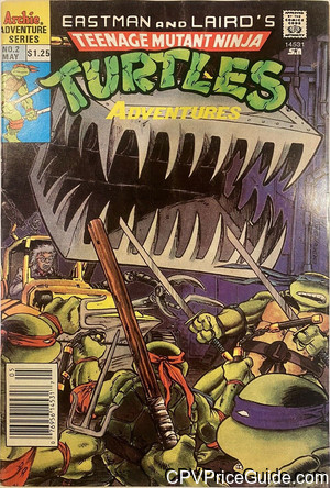 teenage mutant ninja turtles adventures 2 cpv canadian price variant image
