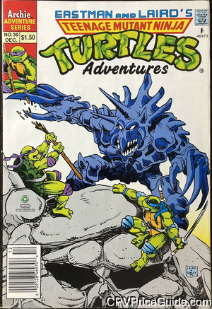 teenage mutant ninja turtles adventures 39 cpv canadian price variant image
