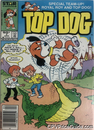 top dog 7 cpv canadian price variant image