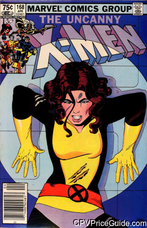 uncanny x men 168 cpv canadian price variant image