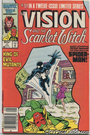 vision and scarlet witch vol 2 11 cpv canadian price variant image