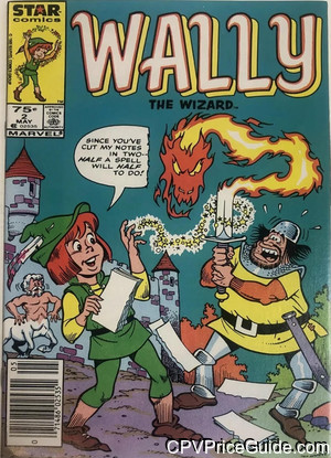 wally the wizard 2 cpv canadian price variant image
