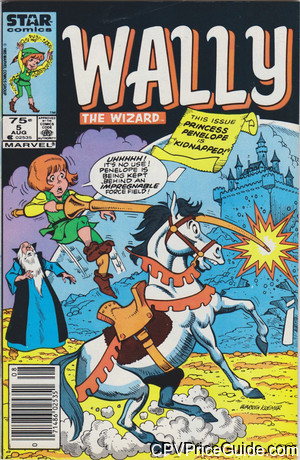 wally the wizard 5 cpv canadian price variant image