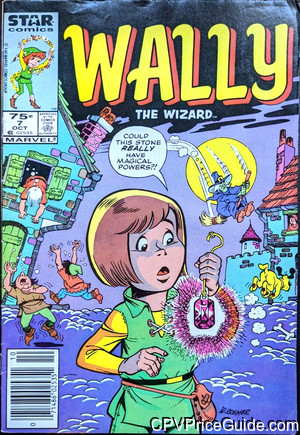 wally the wizard 7 cpv canadian price variant image