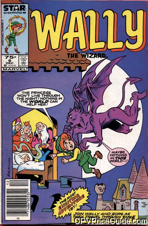 wally the wizard 9 cpv canadian price variant image