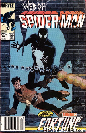 web of spider man 10 cpv canadian price variant image