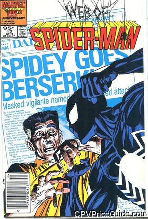 web of spider man 13 cpv canadian price variant image