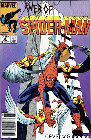 web of spider man 2 cpv canadian price variant image