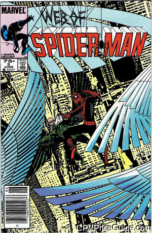 web of spider man 3 cpv canadian price variant image