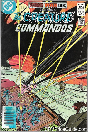weird war tales 121 cpv canadian price variant image