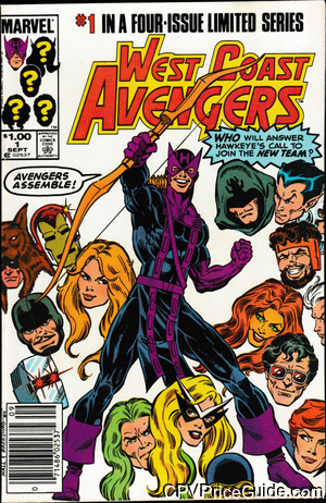 west coast avengers limited series 1 cpv canadian price variant image