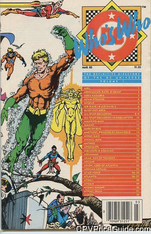 whos who the definitive directory of the dc universe 1 cpv canadian price variant image