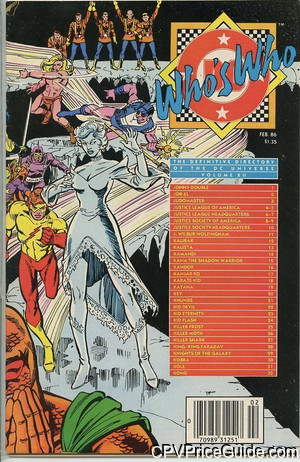whos who the definitive directory of the dc universe 12 cpv canadian price variant image