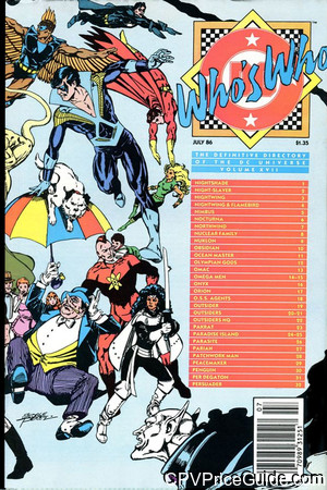 whos who the definitive directory of the dc universe 17 cpv canadian price variant image