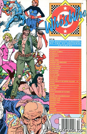 whos who the definitive directory of the dc universe 20 cpv canadian price variant image