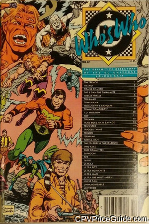 whos who the definitive directory of the dc universe 24 cpv canadian price variant image