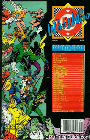 whos who the definitive directory of the dc universe 9 cpv canadian price variant image